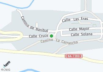 código postal de la provincia de Aguilar De Codes en Navarra
