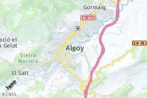 código postal de Alcoy