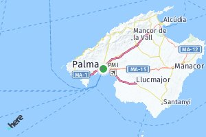 código postal de la provincia de Baleares