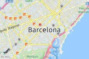 código postal de Barcelona