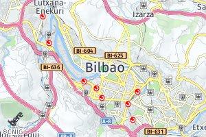 código postal de Bilbao