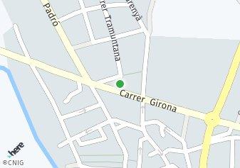 código postal de la provincia de Carril Travessia en Girona