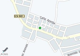 código postal de la provincia de Daya Vieja en Provincia De Alicante