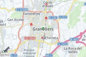 código postal de Granollers