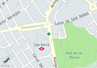 código postal de la provincia de Isabel La Catolica Avinguda Pares Del 38 Al Final en L Hospitalet De Llobregat