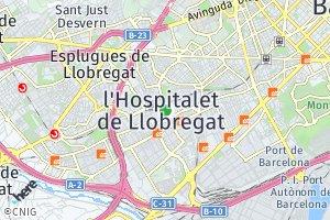 código postal de L Hospitalet De Llobregat