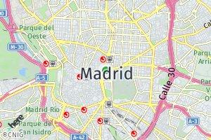 código postal de Madrid