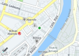 código postal de la provincia de Navarra en Bilbao