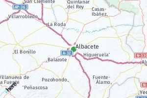 código postal de la provincia de Albacete