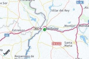 código postal de la provincia de Badajoz