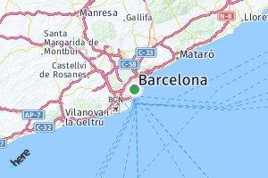 código postal de Provincia De Barcelona