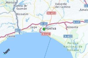 código postal de la provincia de Huelva