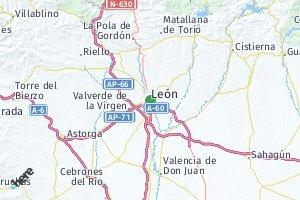 código postal de la provincia de León