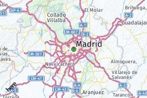 código postal de la provincia de Madrid