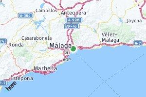código postal de la provincia de Málaga