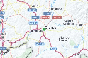 código postal de la provincia de Orense