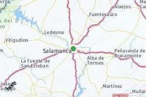 código postal de la provincia de Salamanca