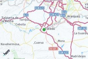 código postal de Provincia De Toledo