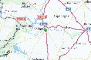 código postal de la provincia de Zamora