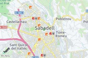 código postal de Sabadell