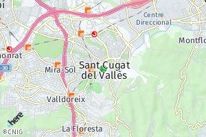 código postal de Sant Cugat Del Valles