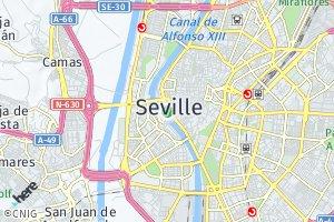 código postal de Sevilla
