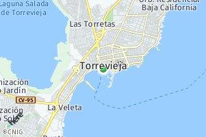 código postal de Torrevieja