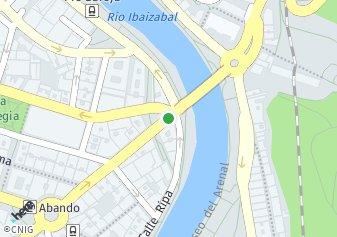 código postal de la provincia de Venezuela Plaza en Bilbao